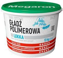Megaron Gotowa gładź polimerowa LEKKA DV-25