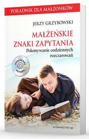 M Wydawnictwo Małżeńskie znaki zapytania + CD - Jerzy Grzybowski