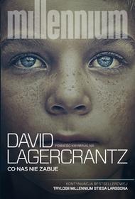 Czarna Owca Co nas nie zabije - David Lagercrantz