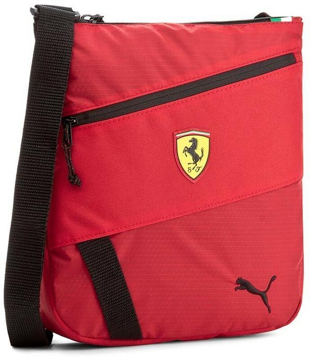 08adf1a49b389 Puma Saszetka Ferrari Fanwear Portable 074777 Rosso Corsa – ceny ...