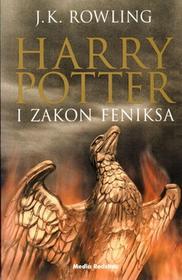 Media Rodzina Harry Potter i Zakon Feniksa J.K. Rowling