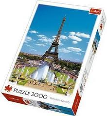 Wieża Eiffla. Puzzle, 2000 elementów