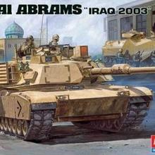 Academy M1A1 Abrams Iraq 2003 MA-13202