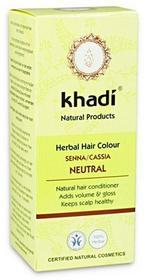 Khadi Henna Cassia (bezbarwna) 100g