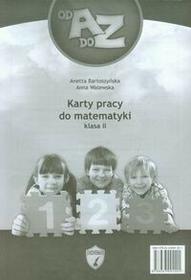 Didasko Od A do Z. Karty pracy do matematyki. Klasa 2 Anetta Bartoszyńska, Anna Walewska