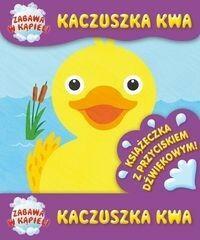 Wilga / GW Foksal Kaczuszka Kwa Książeczka kąpielowa - FoxGames