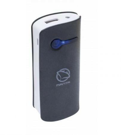 Manta Powerbank Multimedia MPB003