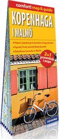 ExpressMap praca zbiorowa comfort! map&guide Kopenhaga i Malmö. Laminowany map&guide