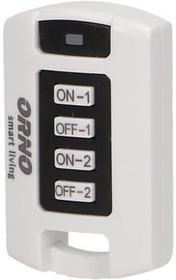 ORNO 2-kanałowy pilot zdalnego sterowania OR-SH-1708 ORNO Smart Living OR-SH-1708