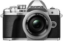 Olympus OM-D E-M10 Mark III + EZ-M1442EZ srebrny
