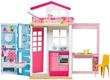 Mattel Barbie BARBIE DVV47 Dwupoziomowy domek Barbie + BŁYSKAWICZNA WYSYŁKA 24h DVV47