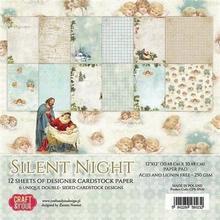 Zestaw papierów Silent Night 30x30 cm