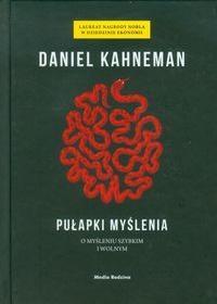 Media Rodzina Pułapki myślenia - Daniel Kahneman