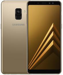 Samsung Galaxy A8 2018 Dual Sim Złoty