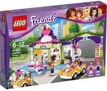 LEGO Friends Sklep z mrożonym jogurtem 41320