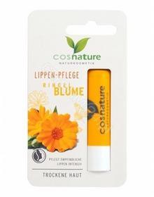 COSMOLUX Cosnature naturalny ochronny balsam do ust z nagietkiem 4,8 g