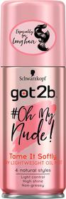 Schwarzkopf H GOT2B SPRAY TAME IT SOFTL 100ML