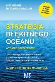 MT Biznes Strategia błękitnego oceanu - Kim W. Chan, Mauborgne Renée