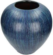 Dekoria Wazon Blue Bamboo wys 36cm 34x34x36cm 006-310