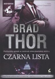 Sonia Draga Czarna lista (audiobook CD) - BRAD THOR