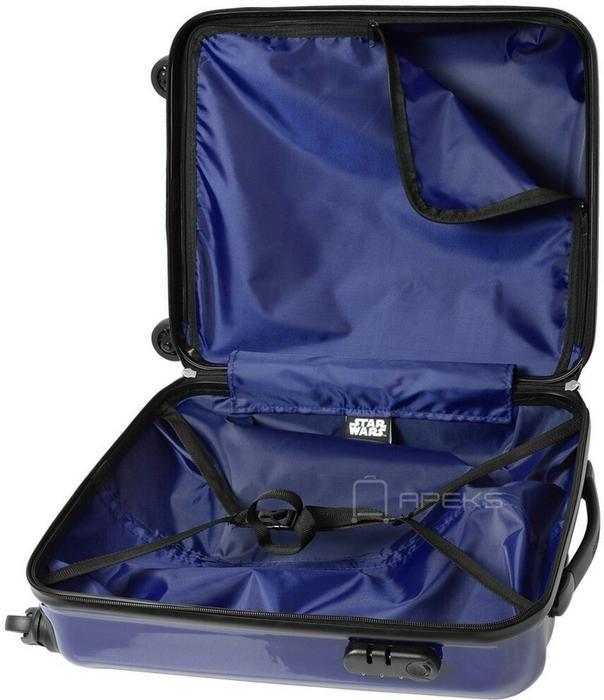 3e7b9ec90b2e0 ... American Tourister Star Wars Legends Stormtrooper EP VIII Joytwist  Spinner 55/20 mała walizka kabinowa