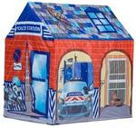 Intex Namiot namiocik domek dla dzieci posterunek police Ecotoys 8181