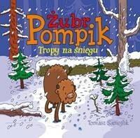 Media Rodzina Żubr Pompik Tropy na śniegu - Tomasz Samojlik