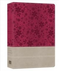 Barbour Pub Inc The KJV Cross Reference Study Bible Women's Edition Indexed [Floral Berry]