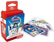 Hasbro Monopoly Deal Shuffle Disney