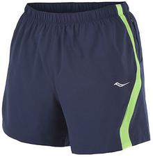 Saucony Spodenki Saucony Throttle Short (80841-NAVACG)
