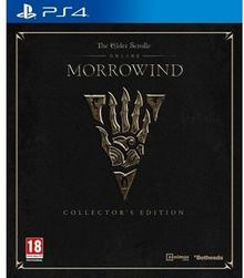 The Elder Scrolls Online: Morrowind Collectors Edition PS4
