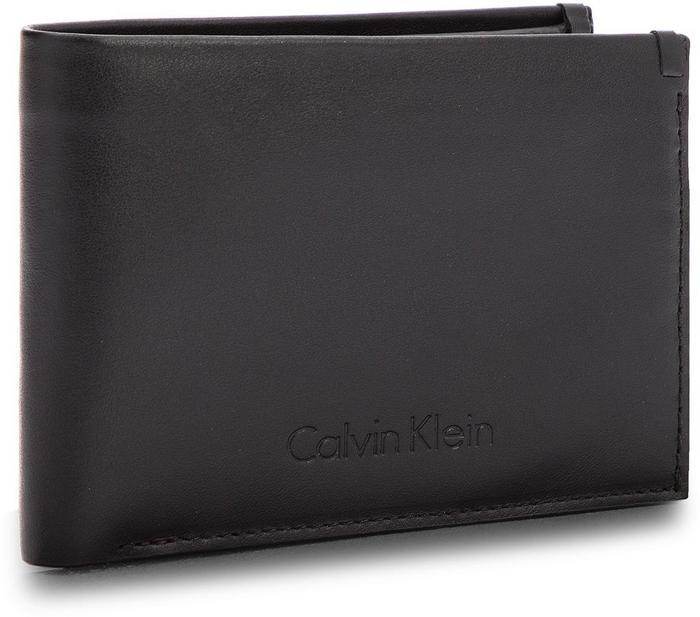 c308b0fa52e1a Calvin Klein Black Label Duży Portfel Męski BLACK LABEL - Prime Fold 5Cc+ Coin K50K503563