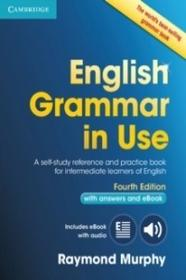 English Grammar in Use  with answers and eBook - Raymond Murphy