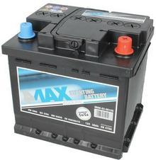 4MAX ECOLINE - 50Ah 470A P+
