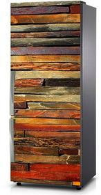 Oklejaj Naklejka na lodówkę - Kamienna abstrakcja 0214 - Naklejka