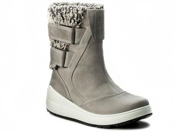 buty damskie ecco zimowe