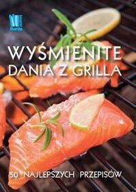 Burda książki  Wyśmienite dania z grilla