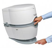 Thetford Porta Potti Excellence Marine toaleta przenośna z płytą montażową Excellence Marine