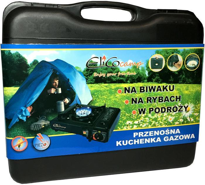 Unilight Kuchenka gazowa 2,2kW Elico UNI_58009