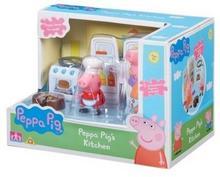 Tm Toys Peppa Zestaw Kuchnia + Figurki - DARMOWA DOSTAWA OD 199 ZŁ!!!