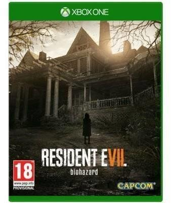 Premiera Resident Evil 7 Biohazard Pl XONE
