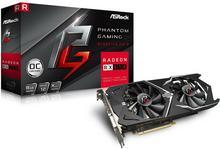 ASRock Radeon RX 570 Phantom Gaming X 8GB GDDR5