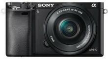Sony A6000 + 16-50 kit czarny