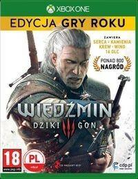 cdp.pl Wiedźmin 3 Edycja Gry Roku XBOX ONE
