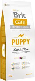 Brit CARE PUPPY ALL BREED LAMB & RICE jagnięcina 12 kg