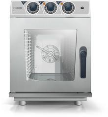 Grafen Grafen Piec konwekcyjno-parowy   sterowanie manualne 6x GN 1/1 223871