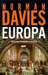 Znak Europa. Rozprawa historyka z historią - Norman Davies