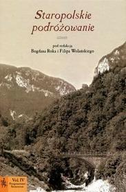 Księgarnia Akademicka Staropolskie podróżowanie