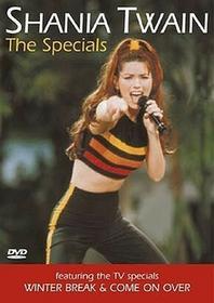 The Specials DVD Shania Twain