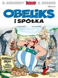 Egmont Asteriks Obeliks i spółka Tom 23